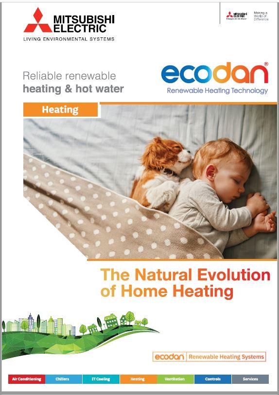 BSE.ie Ecodan_A4 Brochure